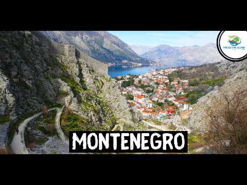 First Impressions of MONTENEGRO | VANLIFE Around the world travel series