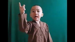 5 Chú Tiểu | PHÁP TÂM DIỄN TẢ LẠI CẢNH BỊ THẦY XỬ TỘI, NHÌN THẦN THÁI GIỐNG Y CHANG :))