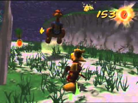Let's Play: Ty the Tasmanian Tiger   Part 2: F*** off Maurie!!