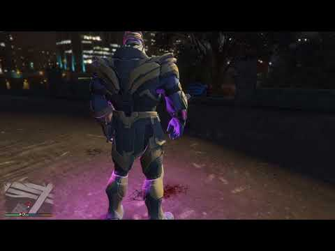 Download The Flash Vs Thanos Fastest And Strongest Gta 5
