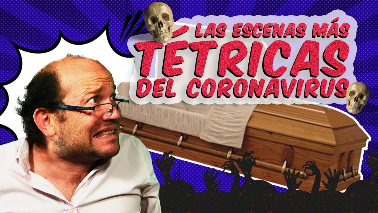 LAS ESCENAS MÁS TÉTRICAS DEL CORONAVIRUS / COSAS INCREÍBLES  QUE HAN PASADO | #HolaSoyDanny
