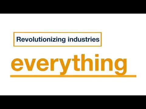 Introducing Don Tapscott's Blockchain Revolution
