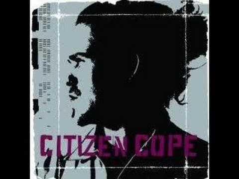 Citizen Cope - sideways