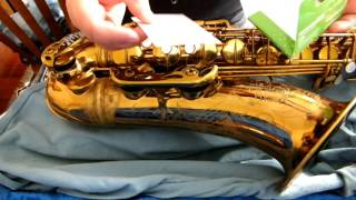 Saxophone Powder Papers and Dollar Bill trick