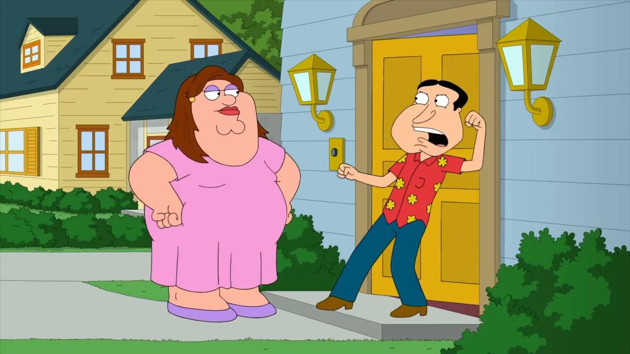 Download Family Guy   Peter has Long hair