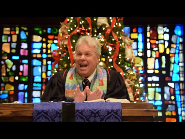 Worship Service December 20th