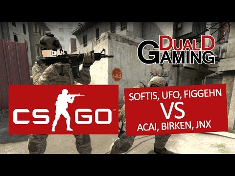 Counter-Strike: Global Offensive - Softis, Ufo, Figgehn VS Acai, Birken, Jnx
