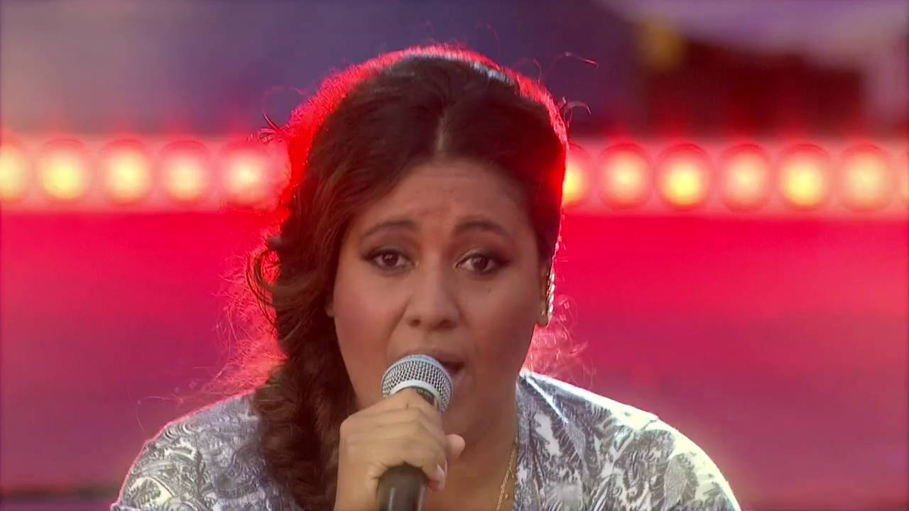 Kristin Amparo & Combo de la Musica - Sommarkrysset (TV4)
