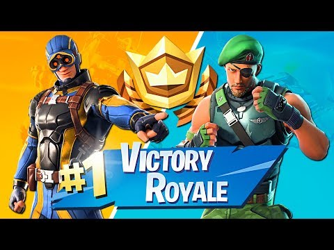 Random Duos!! // Pro Fortnite Player // 2,100 Wins (Fortnite Battle Royale Gameplay)