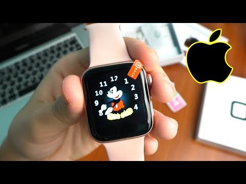 Apple Watch 4 с AliExpress | Или Smart Watch IWO 8