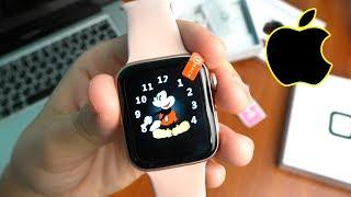 apple Watch 4 с AliExpress  Или Smart Watch IWO 8