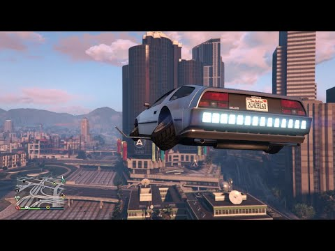 This Is GTA's Coolest Car Ever thumbnail