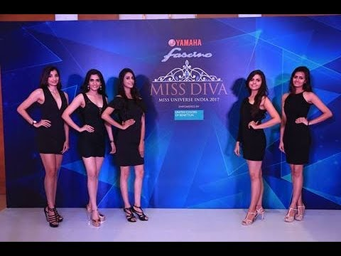 Image result for Yamaha Fascino Miss Diva 2017 pageant!