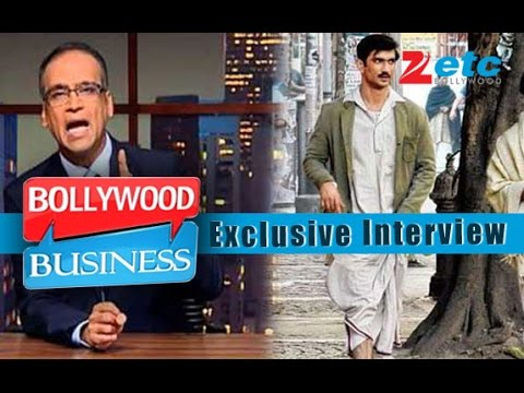 Detective Byomkesh Bakshy! - Movie Review | Sushant Singh Rajput | Komal Nahta