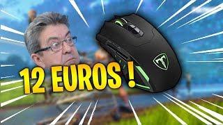 LA MEILLEURE SOURIS GAMER POUR JOUER A FORTNITE ! 12 EUROS SEULEMENT !!