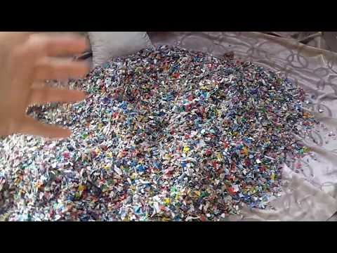 Переработка полиэтилена в домашних условиях