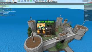 ROBLOX Mad Games #1 THE BEGINING