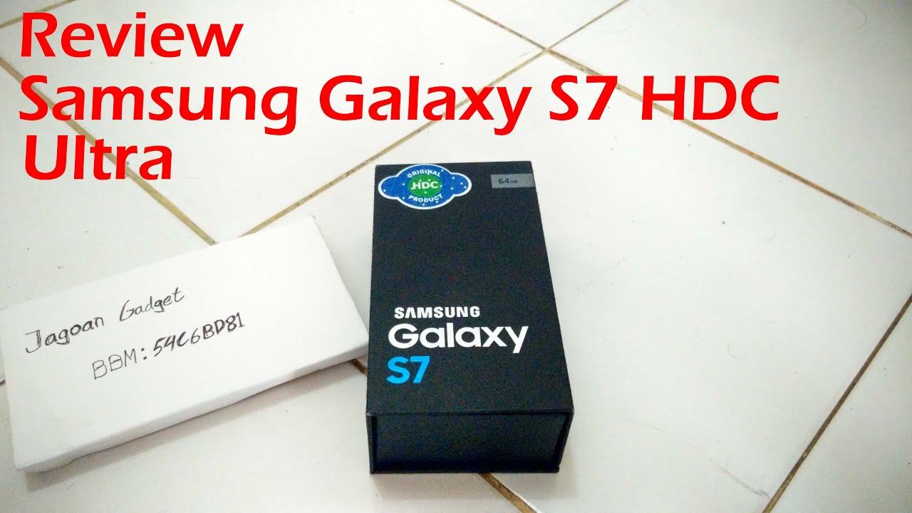 Samsung Galaxy S7 Hdc Ultra Hp Replika Supercopy Terbaik Youtube