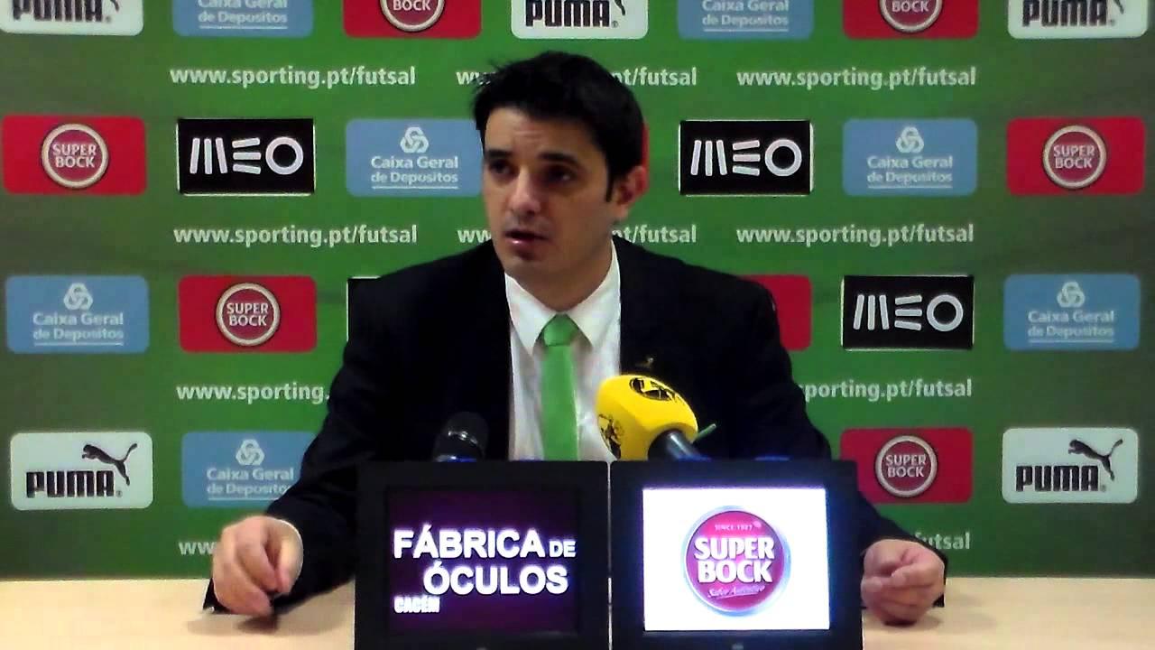 Conferencia De Imprensa Do Jogo 2 Nuno Dias E Joel Rocha