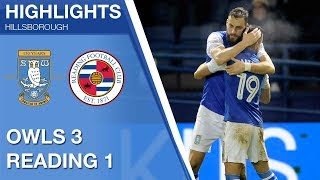 Sheffield Wednesday 3 Reading 1 | Extended highlights | 2017/18 FA Cup