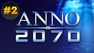 #2 - ANNO 2070 - Mineirando, Zonas de Influência e muitas DICAS