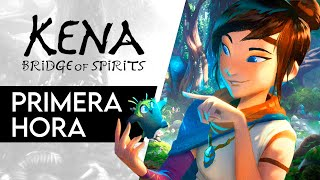 Kena: Bridge of Spirits - primera hora de gameplay