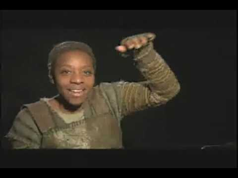 Marianne JeanBaptiste is talking about her role on the