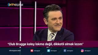"""""""Club Brugge kolay lokma değil"""" (Futbol Net 17 Eylül 2019)"""