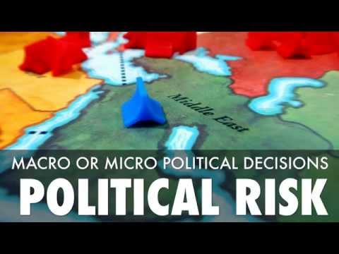 Political Risks