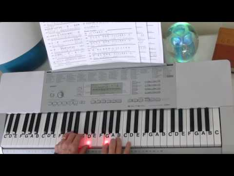 How to Play ~ Nothing But The Blood ~ LNP Gospel Classic Hymn ~ LetterNotePlayer ©