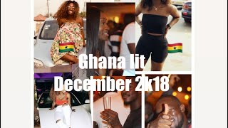 GHANA DECEMBER 2018🇬🇭 VLOG 3. ALL WHITE PARTY, ACCRA-BLOOMBAR
