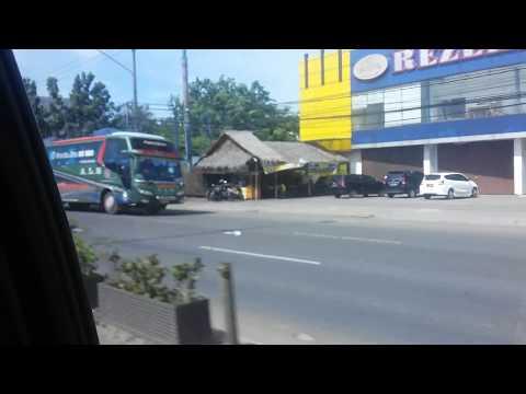 VIDIO BUS ALS MEDAN-JAKARTA-BOGOR