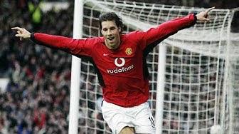 Ruud van Nistelrooy, The Goal Machine [Best Goals]