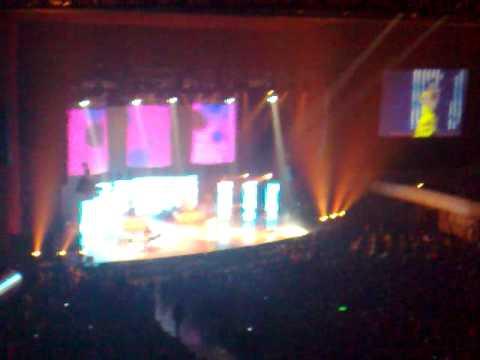 Belanova - Arena (Mexico City, 15 Feb 2009)