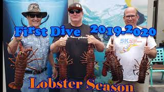 Open Day of Lobster Season 2019-2020