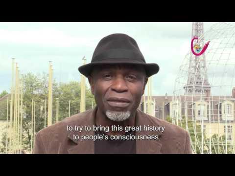 Message de Ray Lema, porte-parole de la Coalition des artistes pour l'Histoire générale de l'Afrique