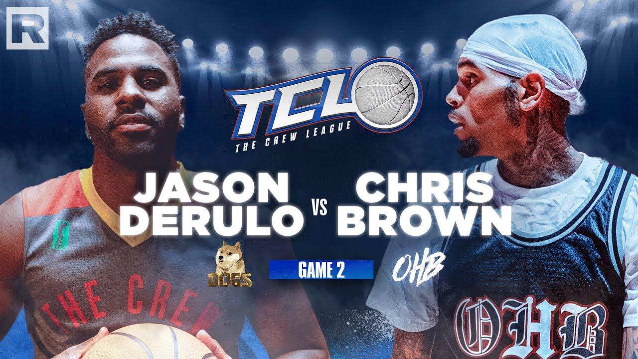 Download Chris Brown vs. Jason Derulo - The Crew League Season 2 (Episode 2)