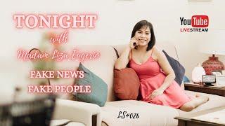 TONIGHT with MADAM LIZA || LS#026