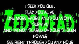 Eyes on Fire- Blue Foundation ( Zeds Dead remix!) Lyrics!