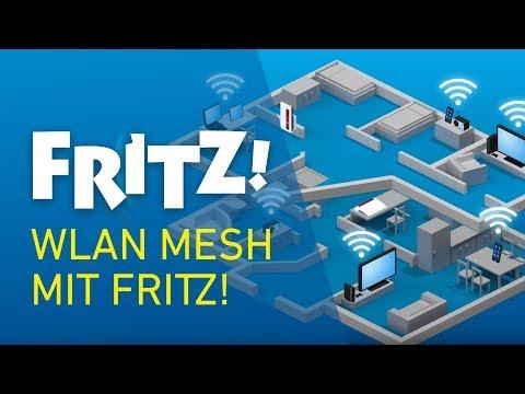 WLAN Mesh mit FRITZ!