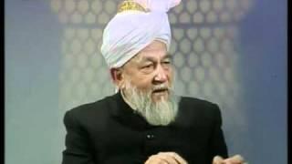 Liqa Ma'al Arab 12th December 1996 Question/Answer English/Arabic Islam Ahmadiyya
