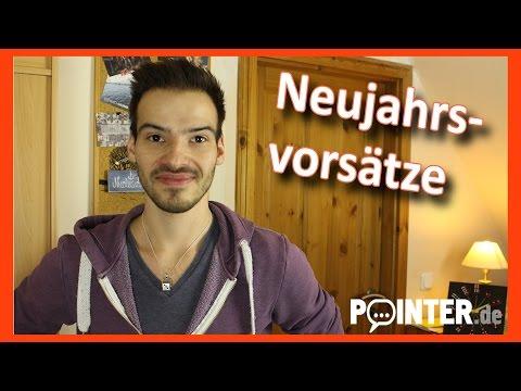 Patrick vloggt - Neujahrsvorsätze richtig angehen