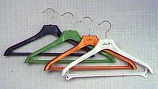 Изготовление вешалок