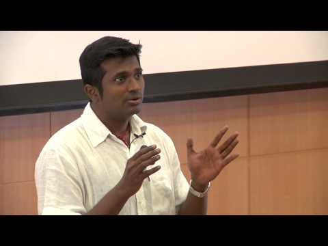 Failures in Success: Kumaran Rasappan at TEDxYouth@Singapore 2012