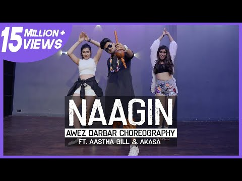 naagin-song-|-awez-darbar-choreography-ft.-aastha-gill-&-akasa