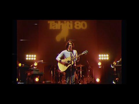 Смотреть клип Tahiti 80 -The Train