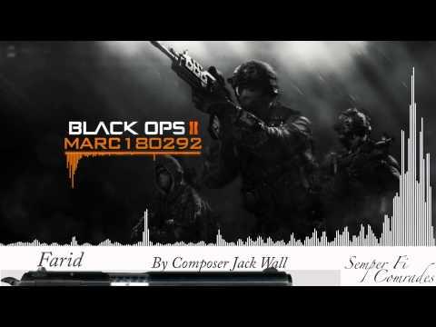 Black Ops 2 Soundtrack: Farid