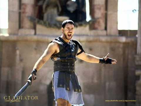 'Gladiator song'
