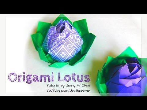 Money Origami lotus flower constructed with 12 real dollar | Etsy | 360x480