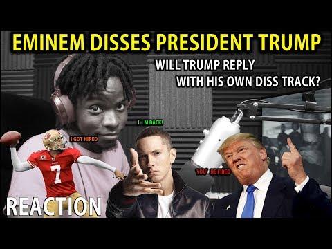 Eminem Responds To President Trump (Lyric Breakdown)
